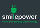 Smile Power - we're powered by clean energy