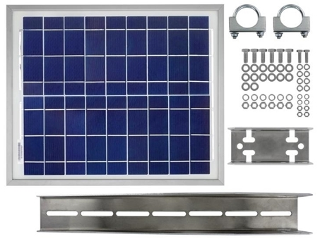 Picture of 15 Watt Solar Panel Power