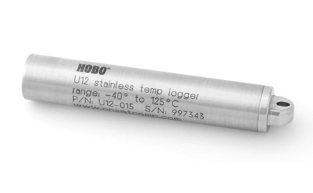 Picture of HOBO U12-015 -  Stainless Temperature Data Logger