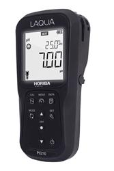 Picture of Horiba PC210-K PH, ORP, EC, TDS, Salinity, Res, Temp Kit