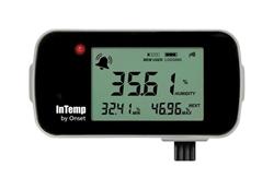 Picture of InTemp CX450 Temperature & Relative Humidity Data Logger